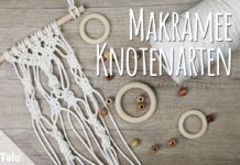 Makramee Knotenarten