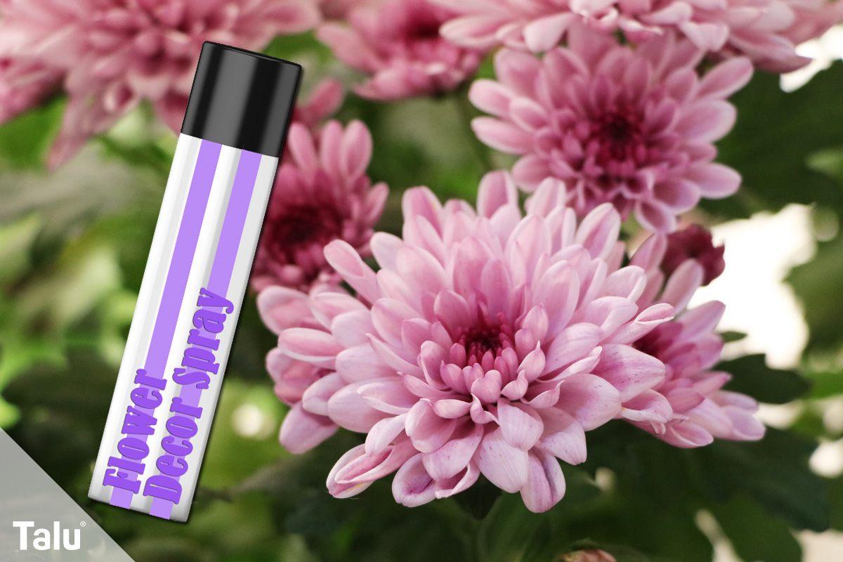 Blumen-Dekorspray