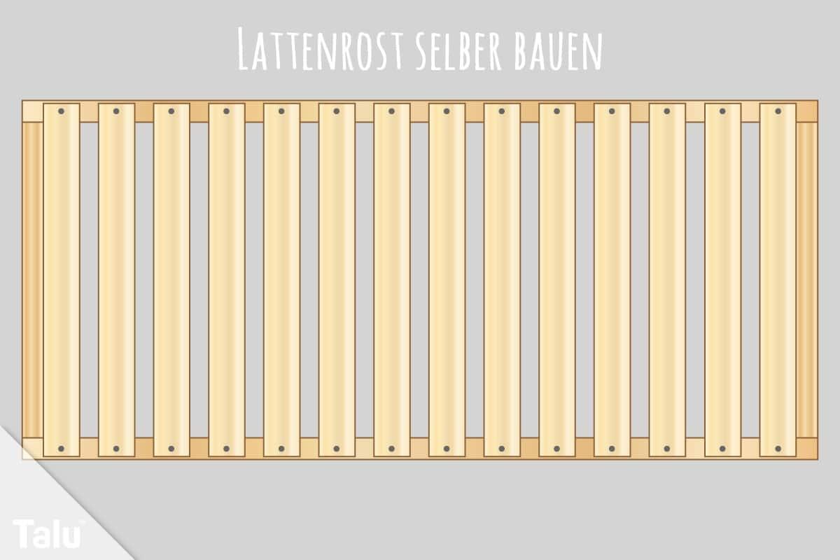 DIY Lattenrost