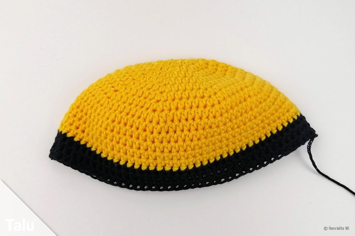 Häkelanleitung für Mütze