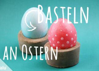 An Ostern basteln
