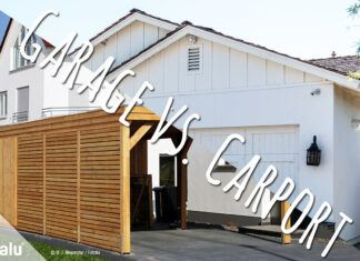 Garage vs. Carport