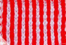 Hebemaschen stricken