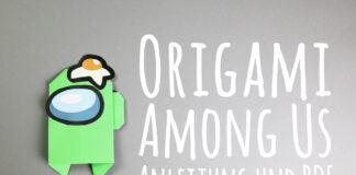 Origami Among Us