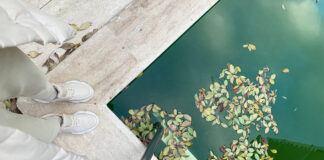 Darf man den Pool mit Brunnenwasser füllen?