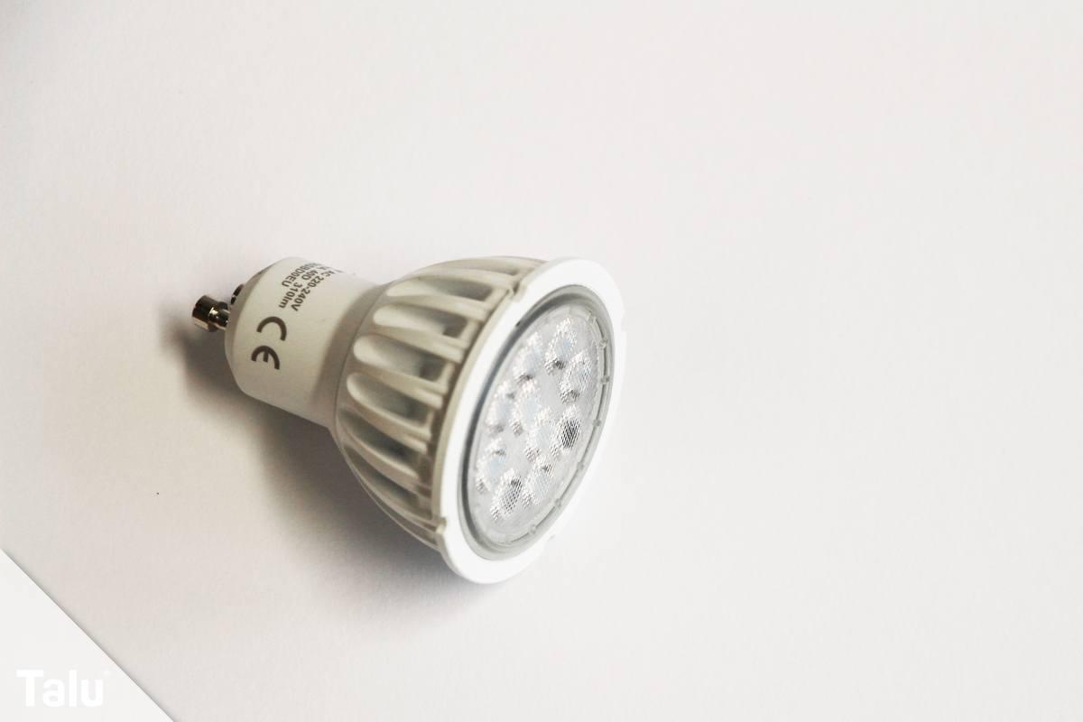 LED in Solarleuchten