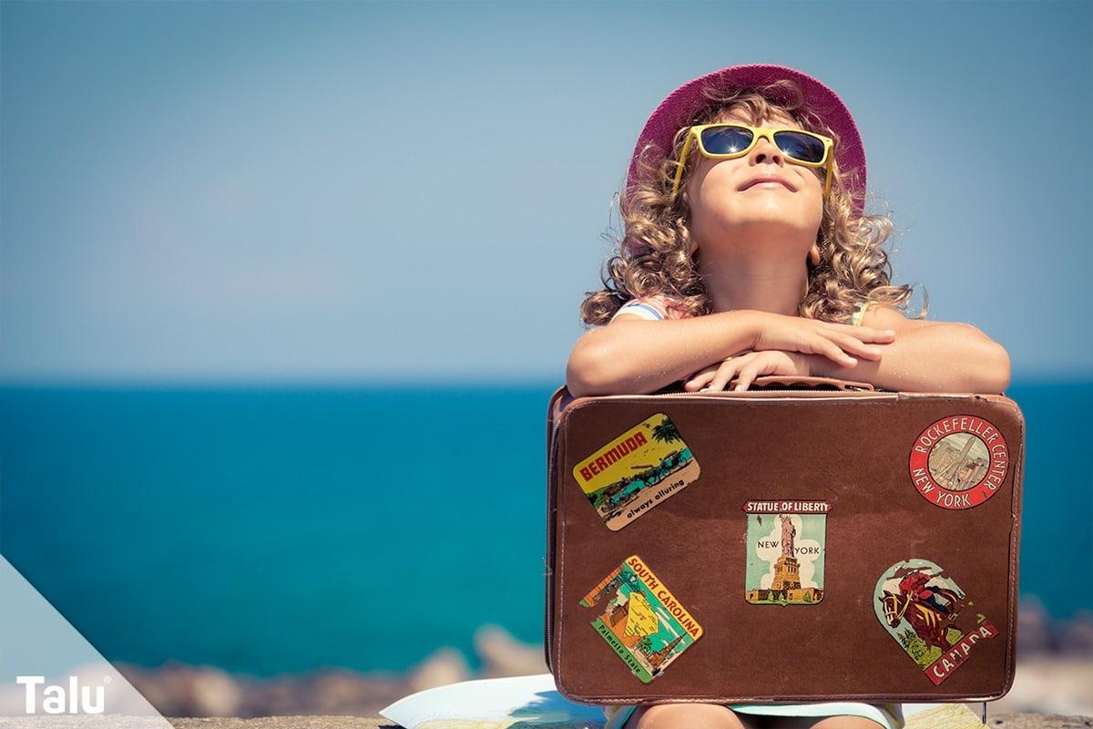 Checkliste für Urlaub