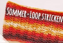 Sommer-Loop stricken
