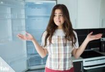 Kühlschrank Ablauf verstopft