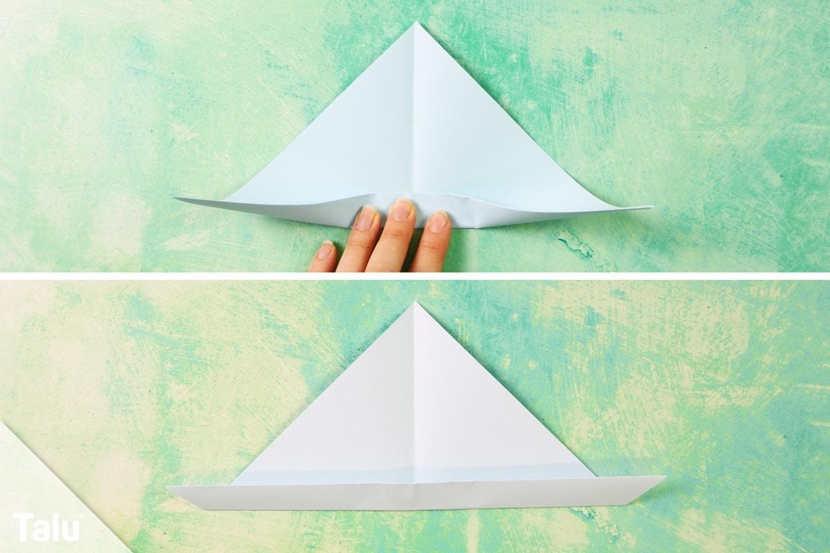 Einfache Origami-Anleitung